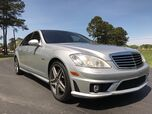 2009 Mercedes-Benz S-Class 4d Sedan S63