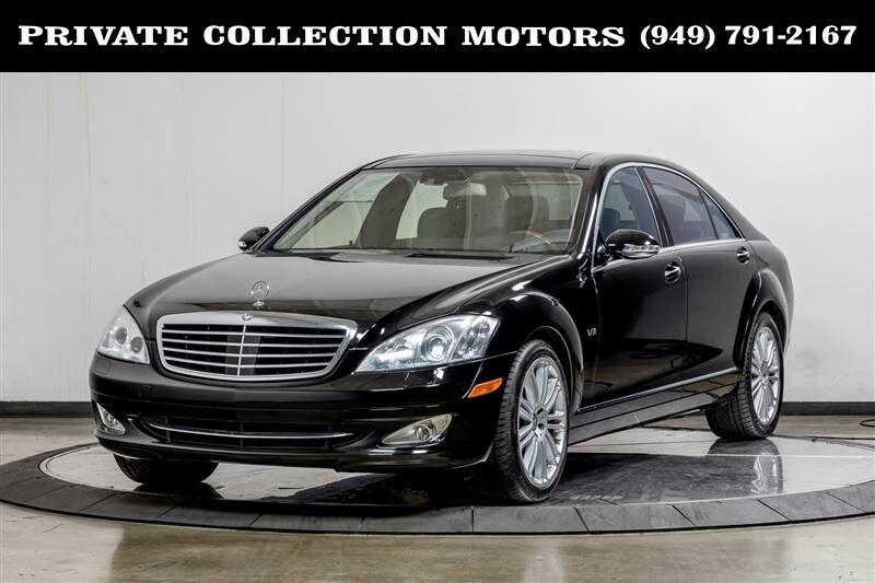 2009_Mercedes-Benz_S-Class_5.5L V12_ Costa Mesa CA