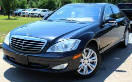 2009_Mercedes-Benz_S-Class_5.5L V8 - w/ NAVIGATION & LEATHER SEATS_ Lilburn GA