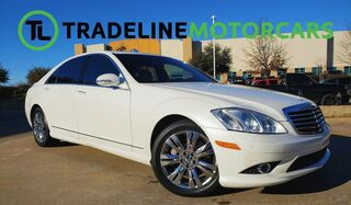 2009_Mercedes-Benz_S-Class_5.5L V8 REAR VIEW CAMERA, SUNROOF, NAIVGATION, AND MUCH MORE!!!_ CARROLLTON TX
