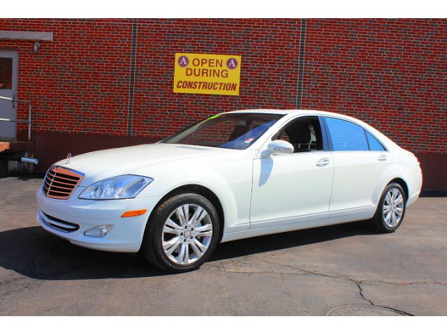 2009 Mercedes-Benz S-Class S 550 4MATIC® Merriam KS