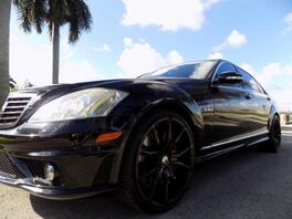 2009_Mercedes-Benz_S-Class_S 63 AMG®_ Hollywood FL