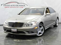 2009_Mercedes-Benz_S-Class_S550 4MATIC SPORT PACKAGE AWD_ Addison IL