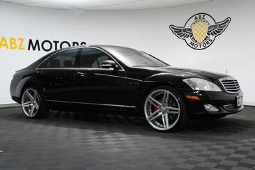 2009_Mercedes-Benz_S-Class_S550 Premium 3Pkg,Night Vision,Nav,Camera,Ac/Heated Seats_ Houston TX