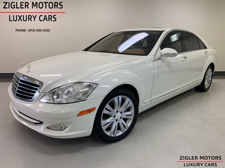 2009 Mercedes-Benz S550 4Matic complete service history Addison TX