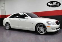 2009 Mercedes-Benz S600 V12 Designo Mystic White Edition 4dr Sedan