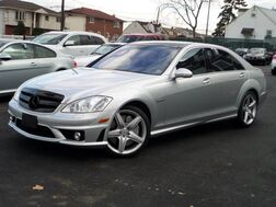2009 Mercedes-Benz S63 AMG P2 Package