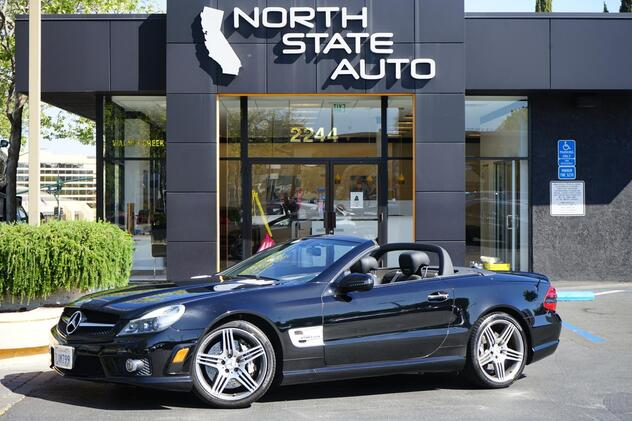 2009_Mercedes-Benz_SL-Class_AMG_ Walnut Creek CA