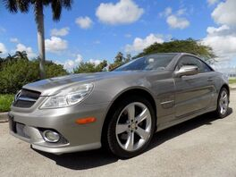 2009_Mercedes-Benz_SL-Class_SL 550_ Hollywood FL