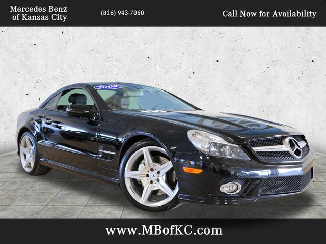 2009 Mercedes-Benz SL-Class SL 550 Kansas City MO