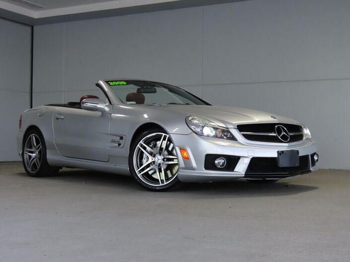 2009 Mercedes-Benz SL-Class SL 63 AMG® Merriam KS