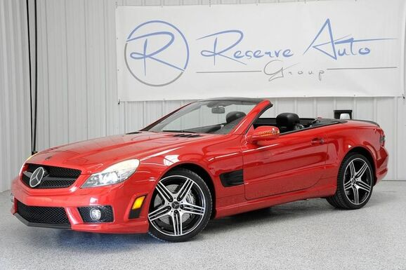 2009_Mercedes-Benz_SL-Class_SL63 AMG_ The Colony TX