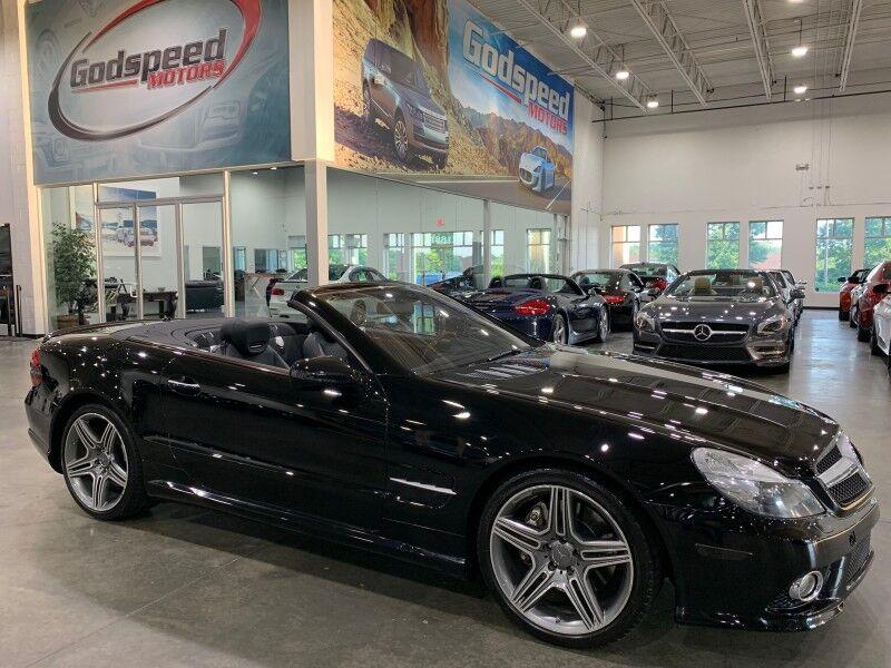 2009_Mercedes-Benz_SL550_107K MSRP_ Charlotte NC
