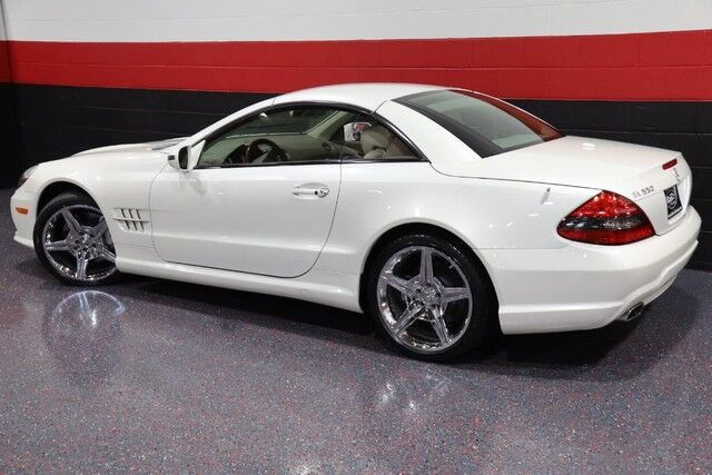 2009 Mercedes-Benz SL550 AMG Sport 2dr Convertible Chicago IL