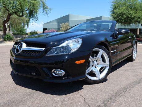 2009 Mercedes-Benz SL550 Convertible Scottsdale AZ