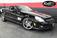 2009 Mercedes-Benz SL63 AMG 2dr Convertible