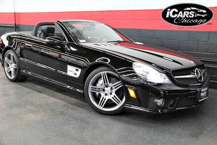 2009_Mercedes-Benz_SL63_AMG 2dr Convertible_ Chicago IL
