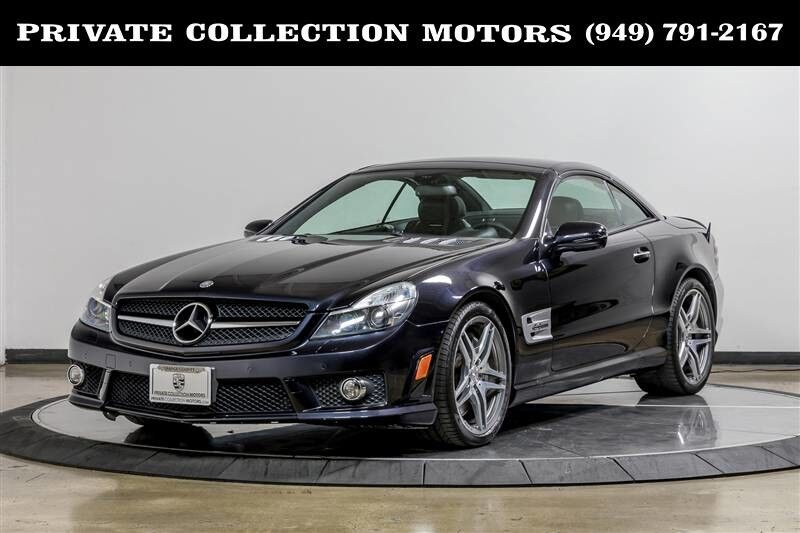 2009_Mercedes-Benz_SL63 AMG_SL-Class SL63 AMG Performance Pkg_ Costa Mesa CA