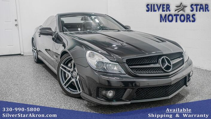 2009 Mercedes-Benz SL63 AMG Tallmadge OH