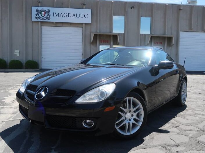 2009 Mercedes-Benz SLK-Class 300 West Jordan UT