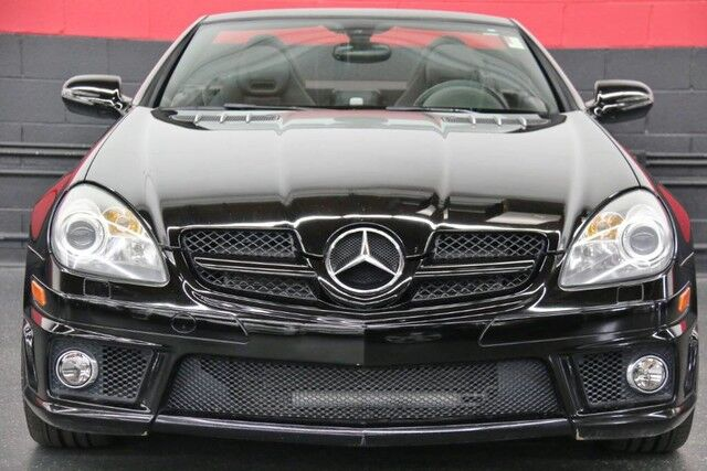 2009 Mercedes-Benz SLK55 AMG 2dr Convertible Chicago IL