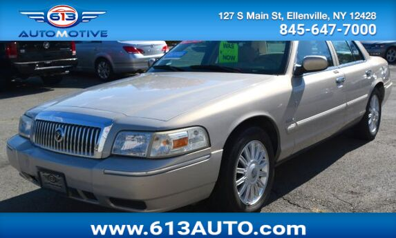 2009 Mercury Grand Marquis LS Ulster County NY