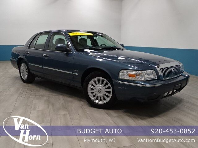 2009 Mercury Grand Marquis LS Plymouth WI