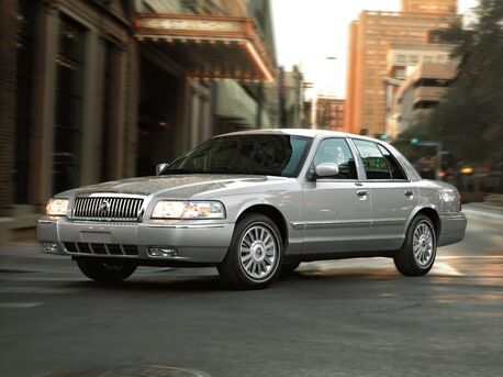2009_Mercury_Grand Marquis_LS_ Salisbury MD