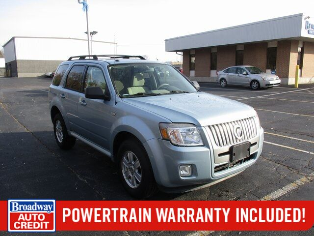 2009 Mercury Mariner Base V6 4WD Green Bay WI