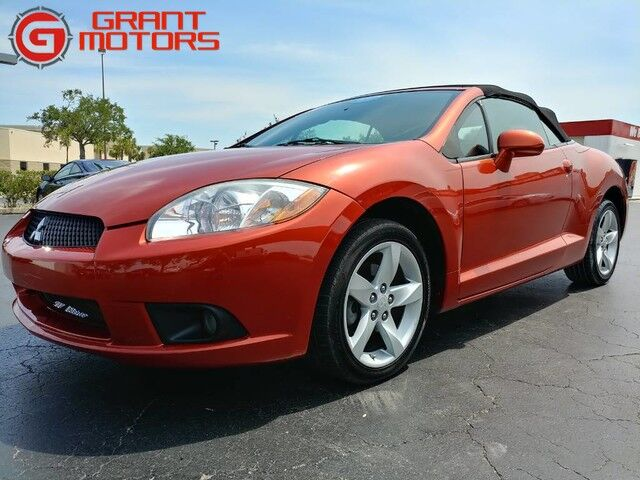 2009_Mitsubishi_Eclipse_GS_ Fort Myers FL