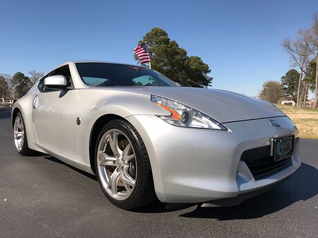 2009 Nissan 370Z 2d Coupe Touring Auto Outer Banks NC