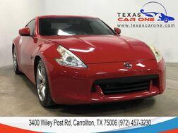 2009_Nissan_370Z_SPORT PKG AUTOMATIC KEYLESS START ALLOY WHEELS PADDLE SHIFTERS C_ Carrollton TX