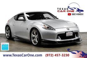 2009_Nissan_370Z_TOURING AUTOMATIC SPORT PKG LEATHER HEATED SEATS BOSE SOUND KEYLESS START BLUETOOTH_ Carrollton TX