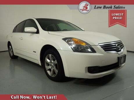 2009_Nissan_ALTIMA_Hybrid_ Salt Lake City UT