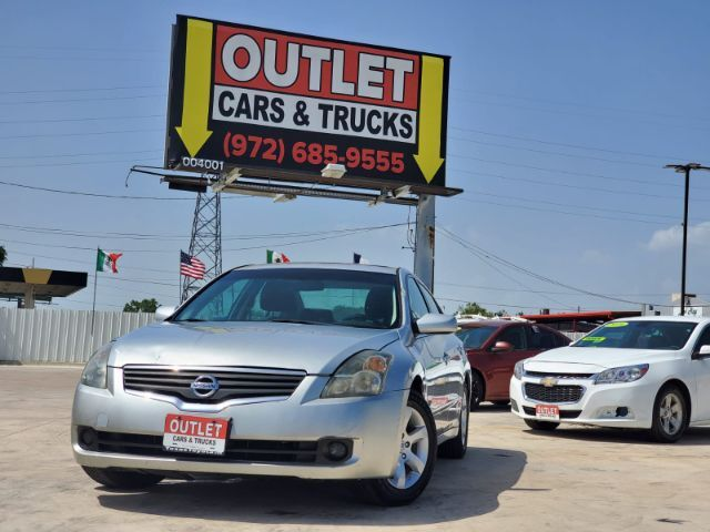 2009 Nissan Altima 2.5 Dallas TX