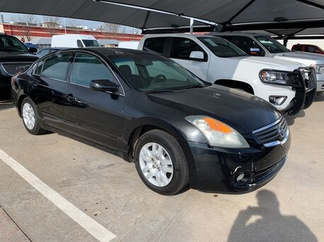2009_Nissan_Altima_2.5 S BUCKET SEATS,SPEED CONTROL,POWER STEERING,SECURITY_ Euless TX