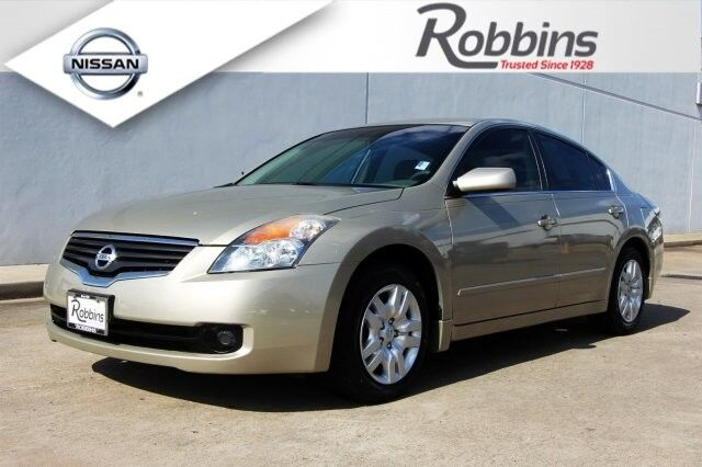 2009 Nissan Altima 2.5 S Houston TX