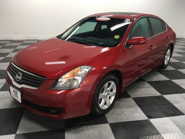 2009 nissan altima 2 5 s chattanooga tn 20993462. Black Bedroom Furniture Sets. Home Design Ideas