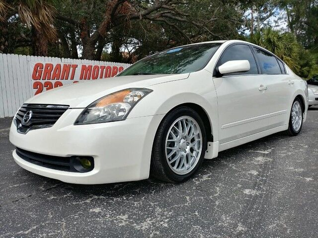 2009_Nissan_Altima_2.5 SL_ Fort Myers FL