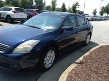 2009_Nissan_Altima_4dr Sdn I4 CVT 2.5 S_ Cary NC