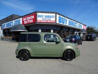 Nissan Cube 1.8 S, Safari Green 2009