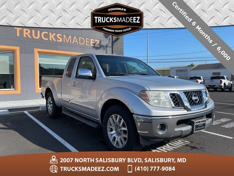 2009_Nissan_Frontier_LE V6 ** LOW MILES ** KING CAB **_ Salisbury MD