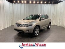2009_Nissan_Murano_AWD 4dr LE_ Clarksville TN