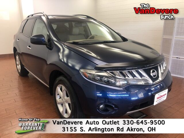 2009 Nissan Murano LE Akron OH