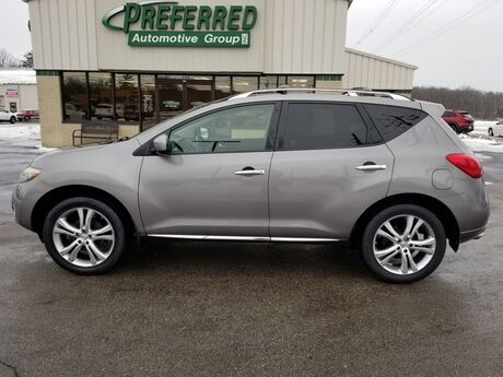 2009 Nissan Murano LE Fort Wayne Auburn and Kendallville IN