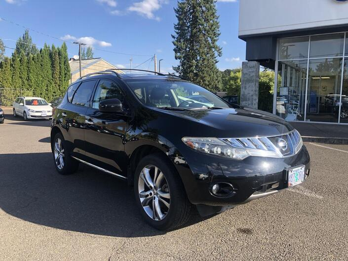 2009 Nissan Murano LE McMinnville OR
