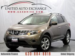 2009_Nissan_Murano_S AWD_ Addison IL