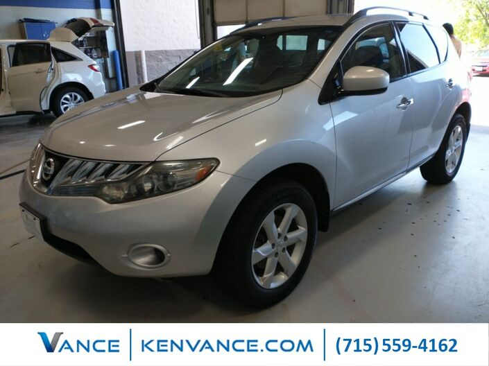 2009 Nissan Murano S Eau Claire WI