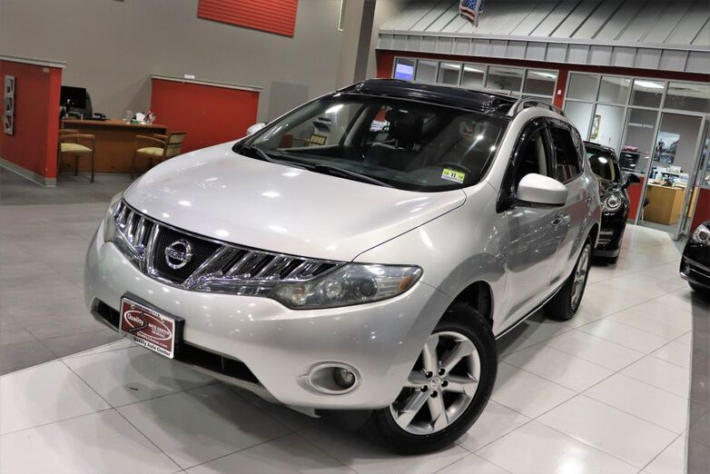 2009 Nissan Murano SL Premium Leather 360 Degree Package Sunroof Springfield NJ