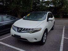 2009_Nissan_Murano_SL_ Raleigh NC